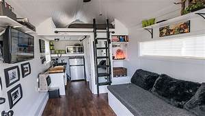 Furnishing a small room, inside tiny house interior design