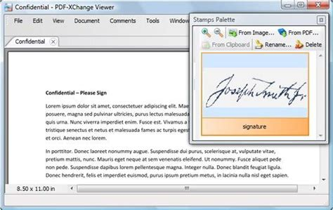 sign documents  fax electronically  signatures