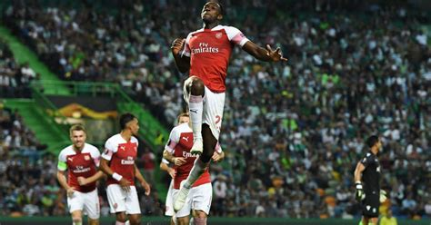 Sporting Cp 01 Arsenal Report, Ratings & Reaction As