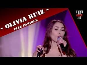 Youtube Olivia Ruiz : olivia ruiz elle panique taratata mai 2009 youtube ~ Zukunftsfamilie.com Idées de Décoration