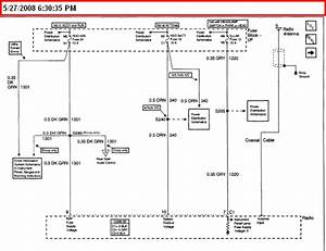 2001 Chevy S10 Stereo Wiring Diagram