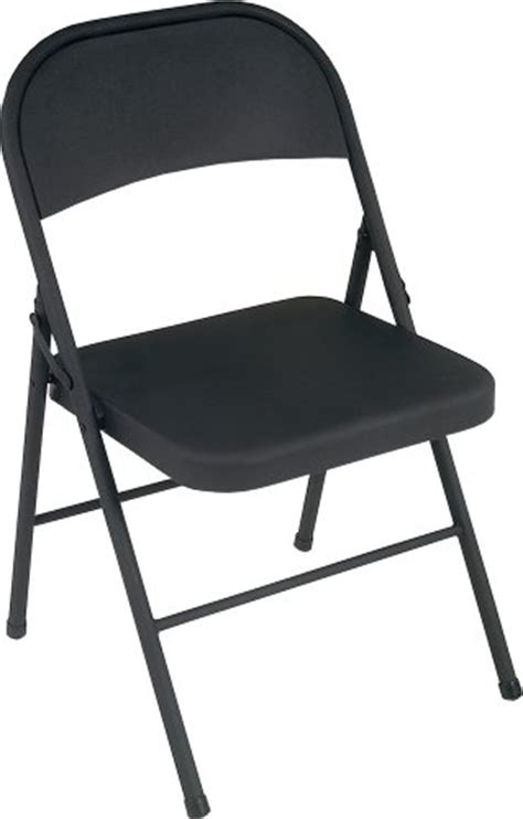 cosco all steel 4 pack folding chair black folding chairs
