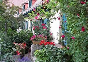 Haus Garten : sichtschutz vorgarten ideen mauer zaun oder pflanzen ~ Frokenaadalensverden.com Haus und Dekorationen