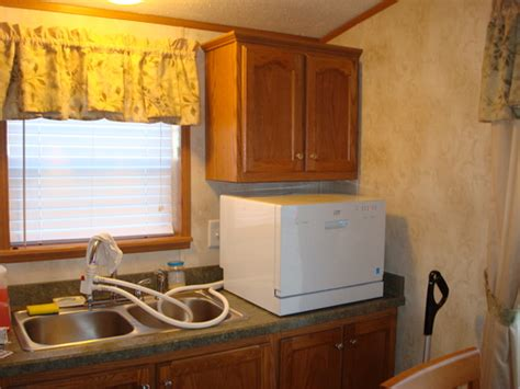 Countertop Dishwashers For Sale by Dishwashers And Tiny Houses 4 Ways It Works But Is It
