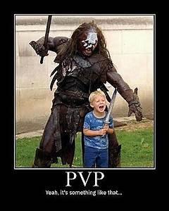 PvE VS PvP Minecraft Blog