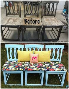 Diy, Repurposed, Chair, Craft, Ideas, Projects, Picture, Instructions