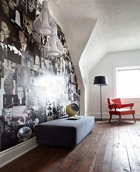 craft  style decoupage  decorate  custom wallpaper