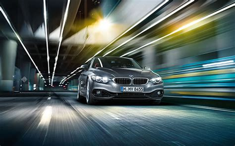 bmw  series coupe  subtly athletic performer