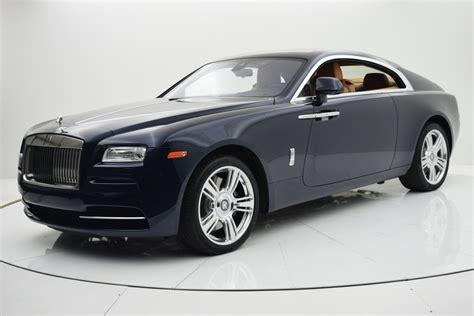 2016 Rolls Royce Wraith Coupe Prices Reviews