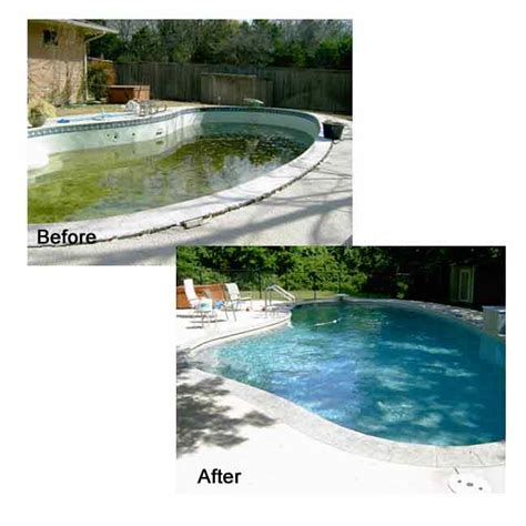 pool before and after before and after gallery 1st stop pool remodeling