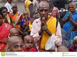 Religious Hindu People Of India Editorial Stock Photo ...