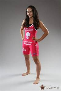 Carla Esparza Wants Invicta Strawweight Title, but More So ...