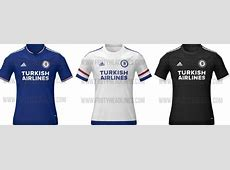 New Chelsea 201516 Home Away Kits Released