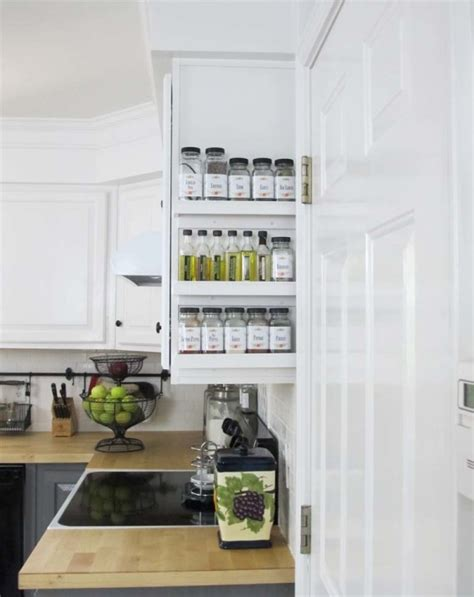 Spice Rack For Cupboard by Can You Pass The Build Your Own Spice Rack Challenge