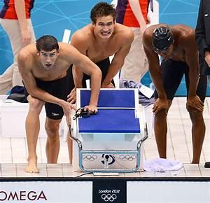 Cullen Jones Photos Photos - Olympics Day 2 - Swimming ...