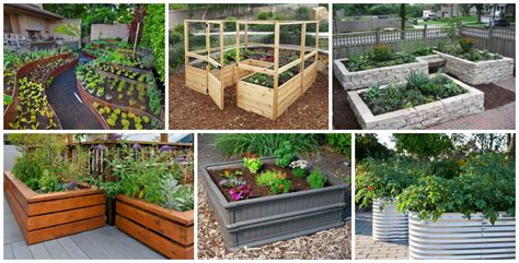 Gardens How To Build by 19 Ways How To Build Raised Bed Garden