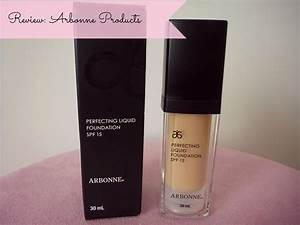 Australian Beauty Review Review Of The Arbonne Foundation