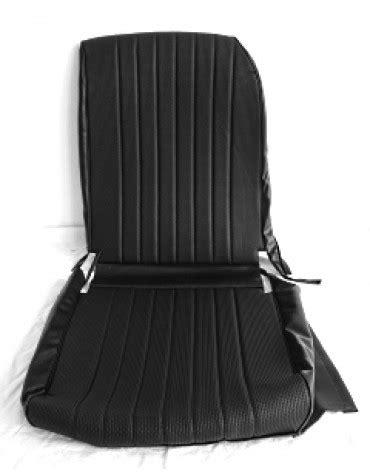 garniture siege 2cv pièces détachées 2cv et mehari garniture de siège gauche