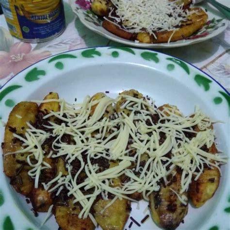 200 gr tepung tapioka : Resep Pisang Goreng Coklat Keju dari Mrs.Adit basyar   Yummy.co.id