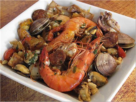 cuisine rouget recette de cuisine parillada de poissons