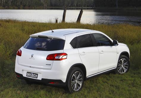 peugeot cars reviews peugeot 4008 review caradvice