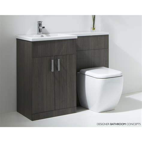 Bathroom Unit Design by 35 Built In Sink And Toilet Unit Bathroom Vanity With