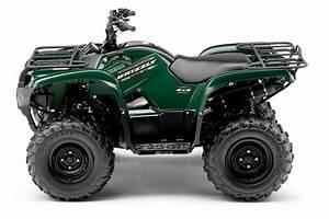 Yamaha Grizzly 700 Fi - 2009  2010