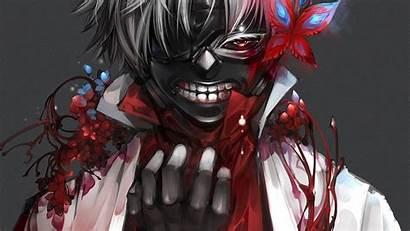 Kaneki Ghoul Tokyo Ken Mask Wallpapers Anime