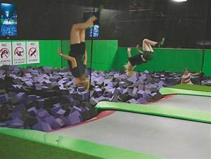 Get Air Trampoline Park opening in Osage Beach; first in ...
