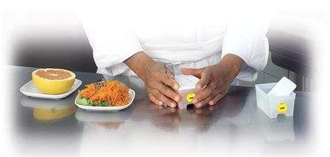 plats témoins pour la restauration collective