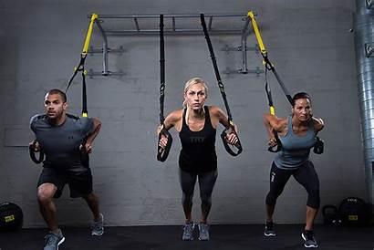 Trx Training Fitness Ck Bootcamp Teilnehmer Mind
