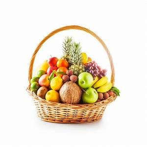 Panier A Fruit : corbeille de fruits exotiques livraison en chine ~ Teatrodelosmanantiales.com Idées de Décoration