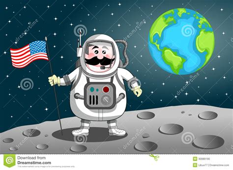 astronaut on moon clipart astronaut clipart on moon pencil and in color