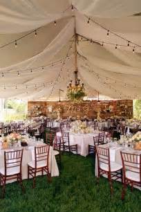 wedding reception ideas outdoor wedding reception ideas 15 dipped in lace