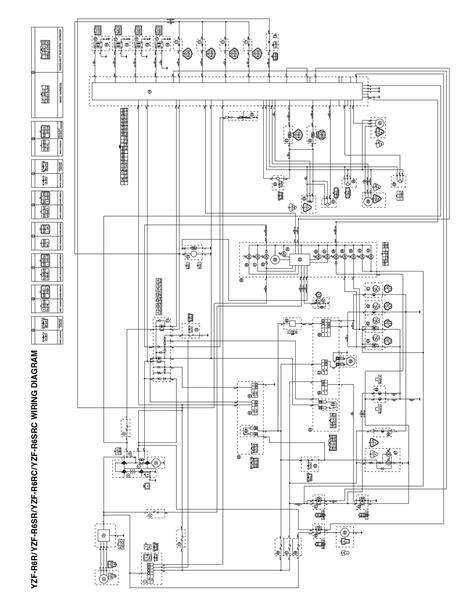 2010 Yamaha R6 Wiring Diagram Pdf by 2003 Yamaha R6 Wiring Diagram Yamaha Wiring Diagram Images