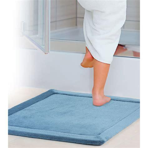 beldray memory foam shower mat bathroom bm