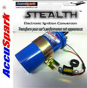 Triumph Tr7 Accuspark Stealth Electronic Ignition