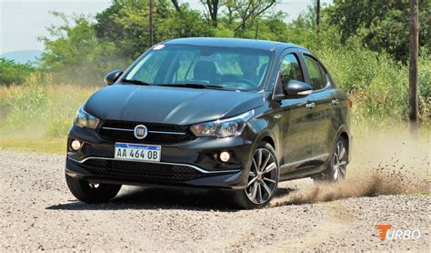 Fiat Test by Express Test Fiat Cronos Precision 1 8 At6 Turbo Argentina