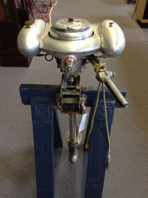 Motorboat Def by Vintage Outboard Boat Motor Called The Water Witch By