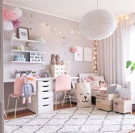 shop the room décoration chambre fille pastel