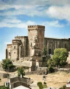 Aracena Spain Images of Castles