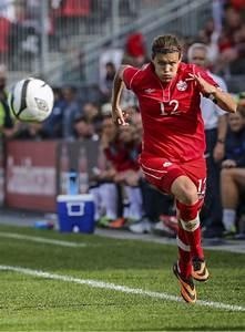 Canadian team rallies around Christine Sinclair at Women's ...