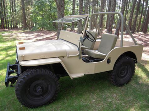 kaiser willys jeep kaiser willys jeep of the week 178