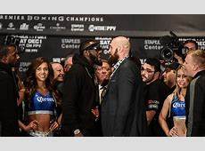 Tyson Fury forced to settle for 20ft ring against Deontay