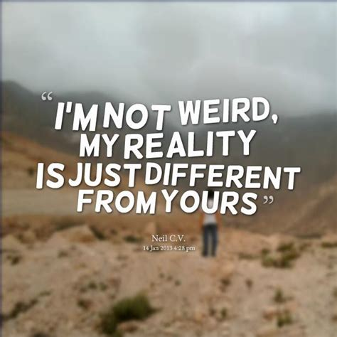 I Am Different Girl Quotes