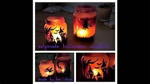 Basteln Halloween Mit Kindern : windlicht f r halloween selber basteln d i y youtube ~ Yasmunasinghe.com Haus und Dekorationen