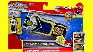 Silver Morpher Review & Comparison! (Power Rangers Super ...