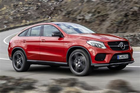 New Mercedesbenz Gle Coupe Visually Compared With The Bmw