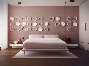 Gestaltungsideen Schlafzimmer Wände : gestaltungsideen schlafzimmer w nde ~ Markanthonyermac.com Haus und Dekorationen