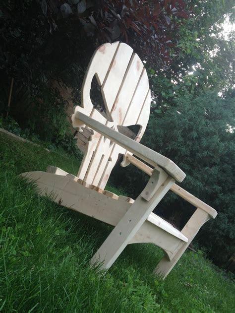 punisher adirondack chair adirondack chairs